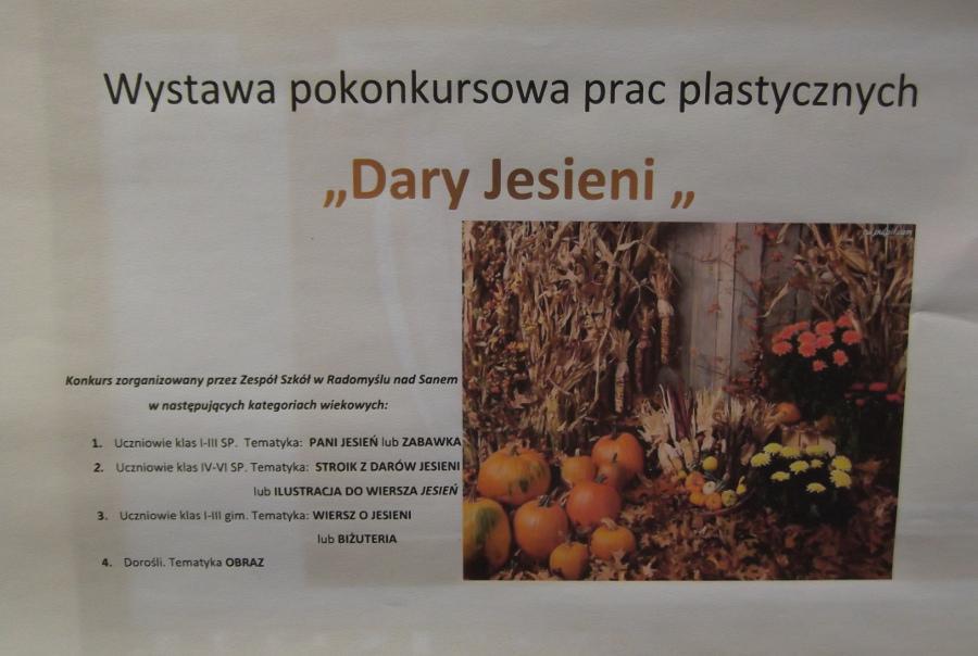 Dary Jesieni Wystawa Pokonkursowa Aktualności